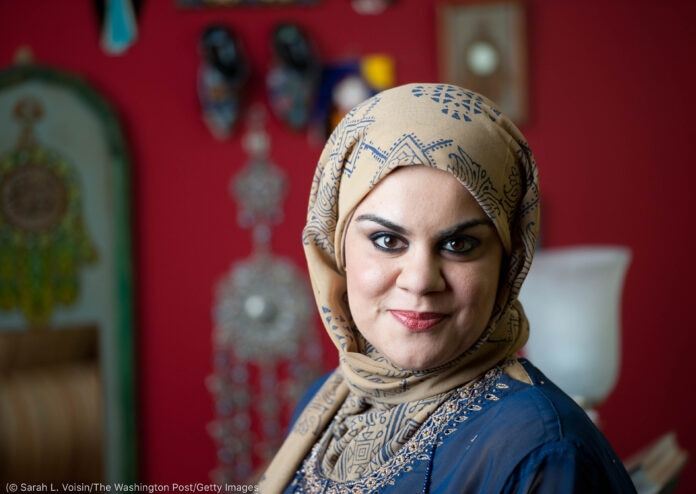 Zainab Al-Suwaij (© Sarah L. Voisin/The Washington Post/Getty Images)