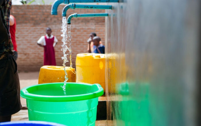 U.S. charities expand access to safe water worldwide