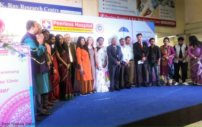 U.S. supports transgender health clinics in India