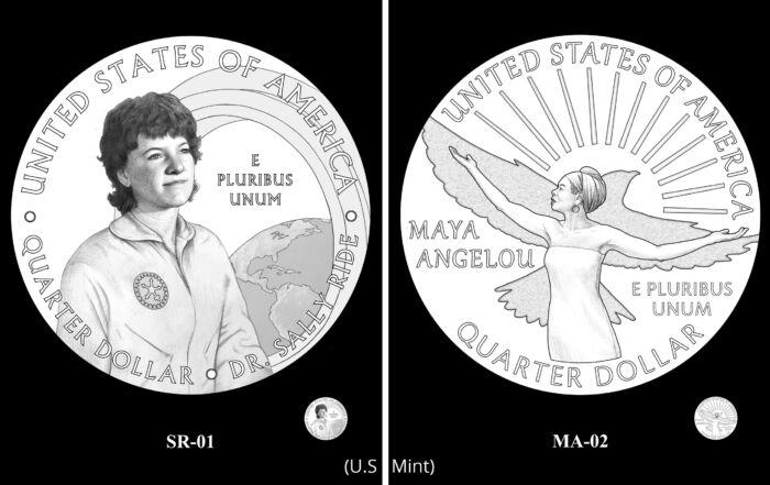 New U.S. coins will honor heroic American women