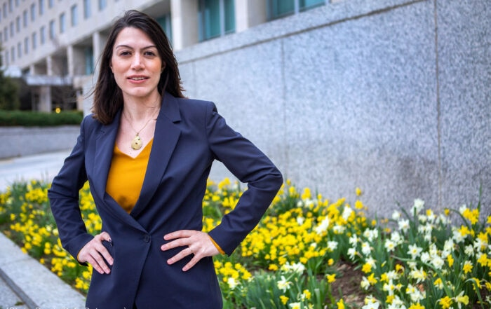 Turkish American women tackle the challenges of government