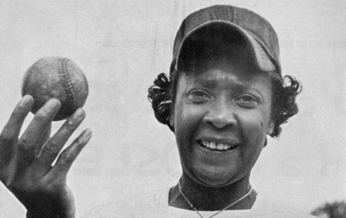 Познакомьтесь: Тони Стоун, спортсменка, преодолевавшая барьеры в бейсболе