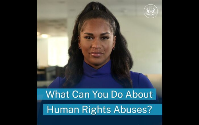 Everyone can help fight forced labor and other human rights abuses. Watch this video to learn how you can make a difference.