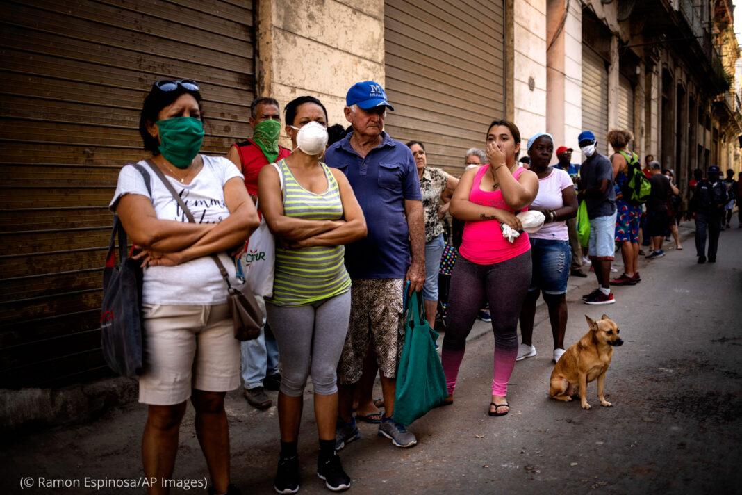 (AP Photo/Ramon Espinosa)