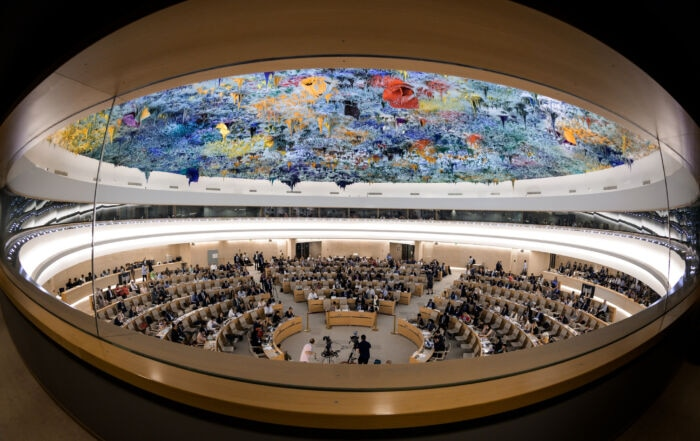 United States elected to U.N. Human Rights Council
